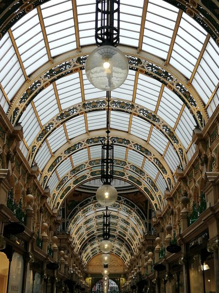 County Arcade et Cross Arcade, Leeds