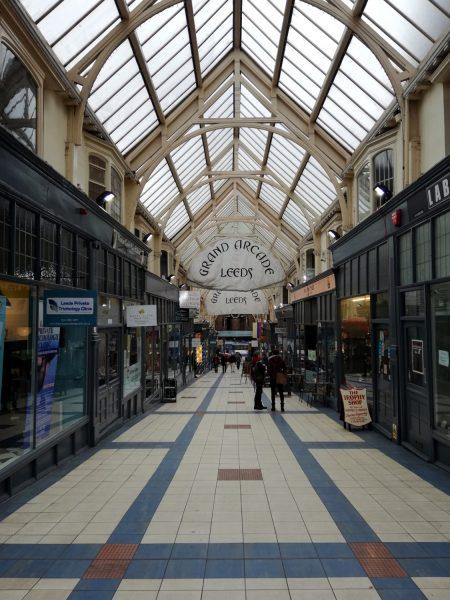 Grand Arcade, Leeds