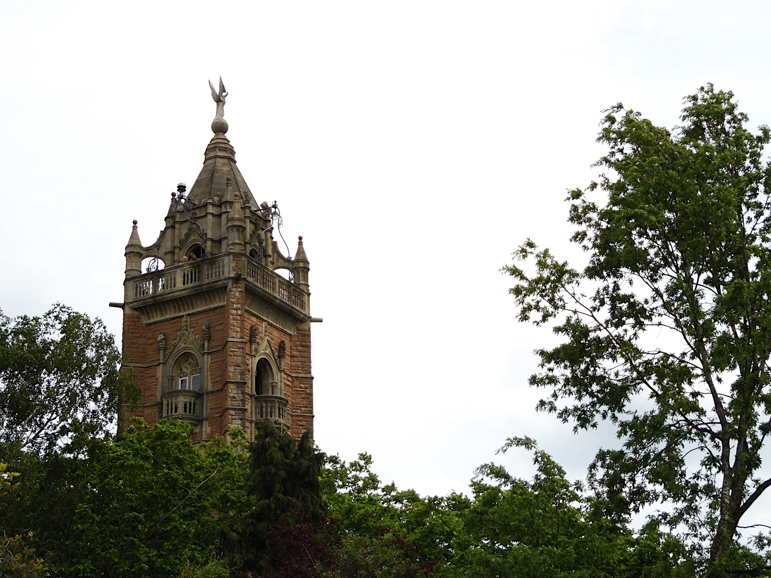 Brandon Hill & Cabot Tower