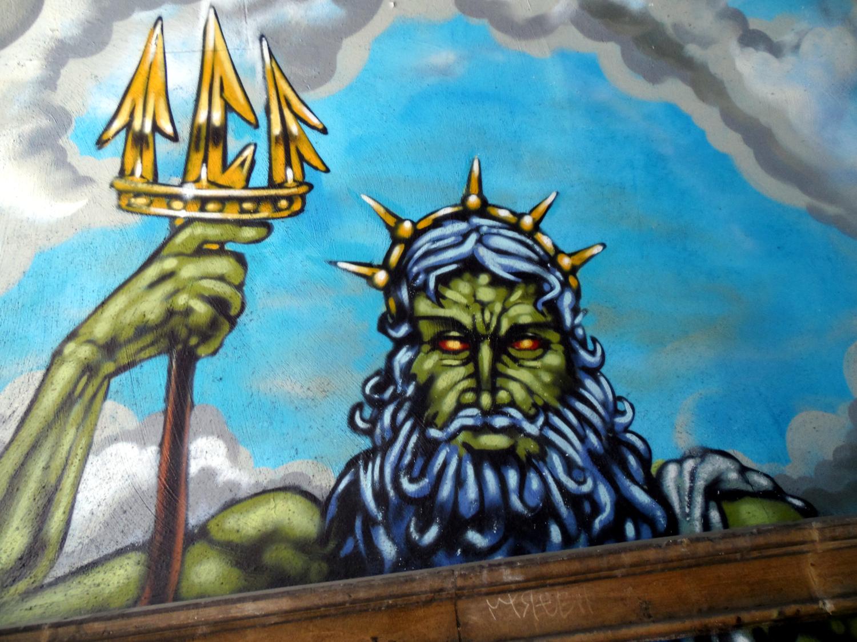 Street Art à Bristol