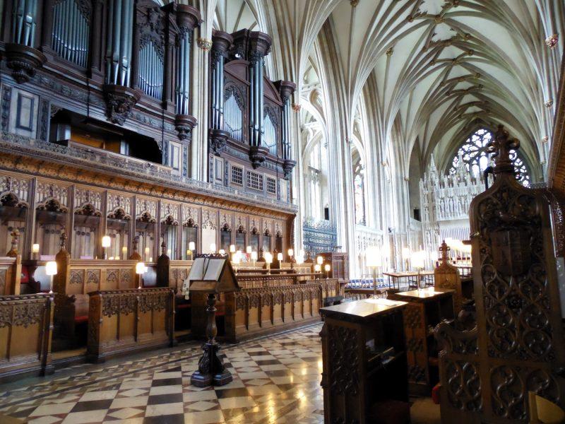 La Cathédrale de Bristol