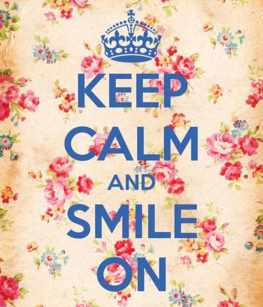 Les Anglais sourient !