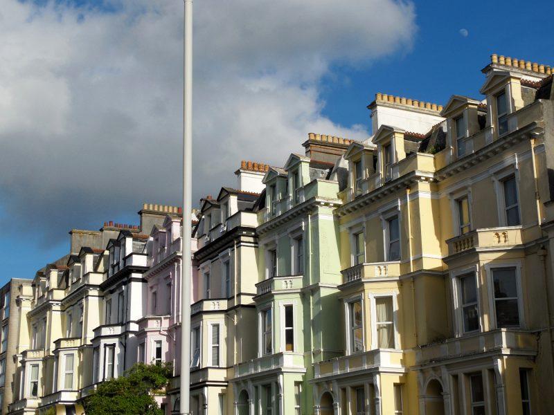 L'architecture de Plymouth