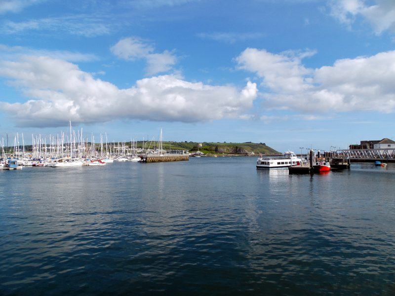 Plymouth Dock