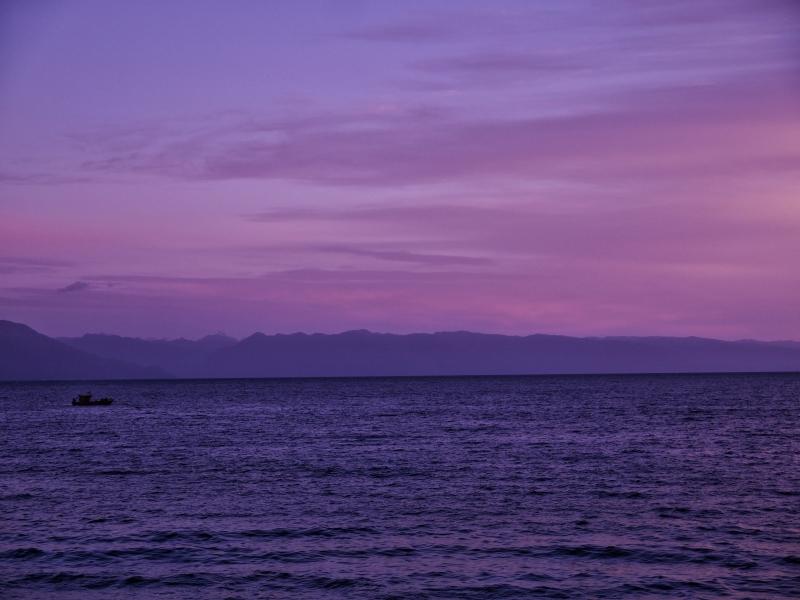 Céline à Puerto Montt, au Chili