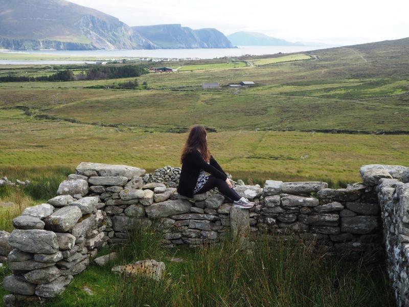Jennifer en Irlande