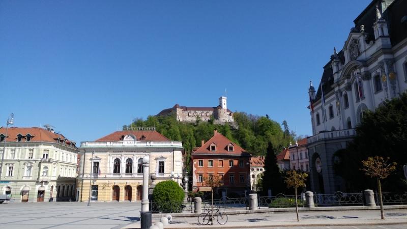 Patrick en Slovénie