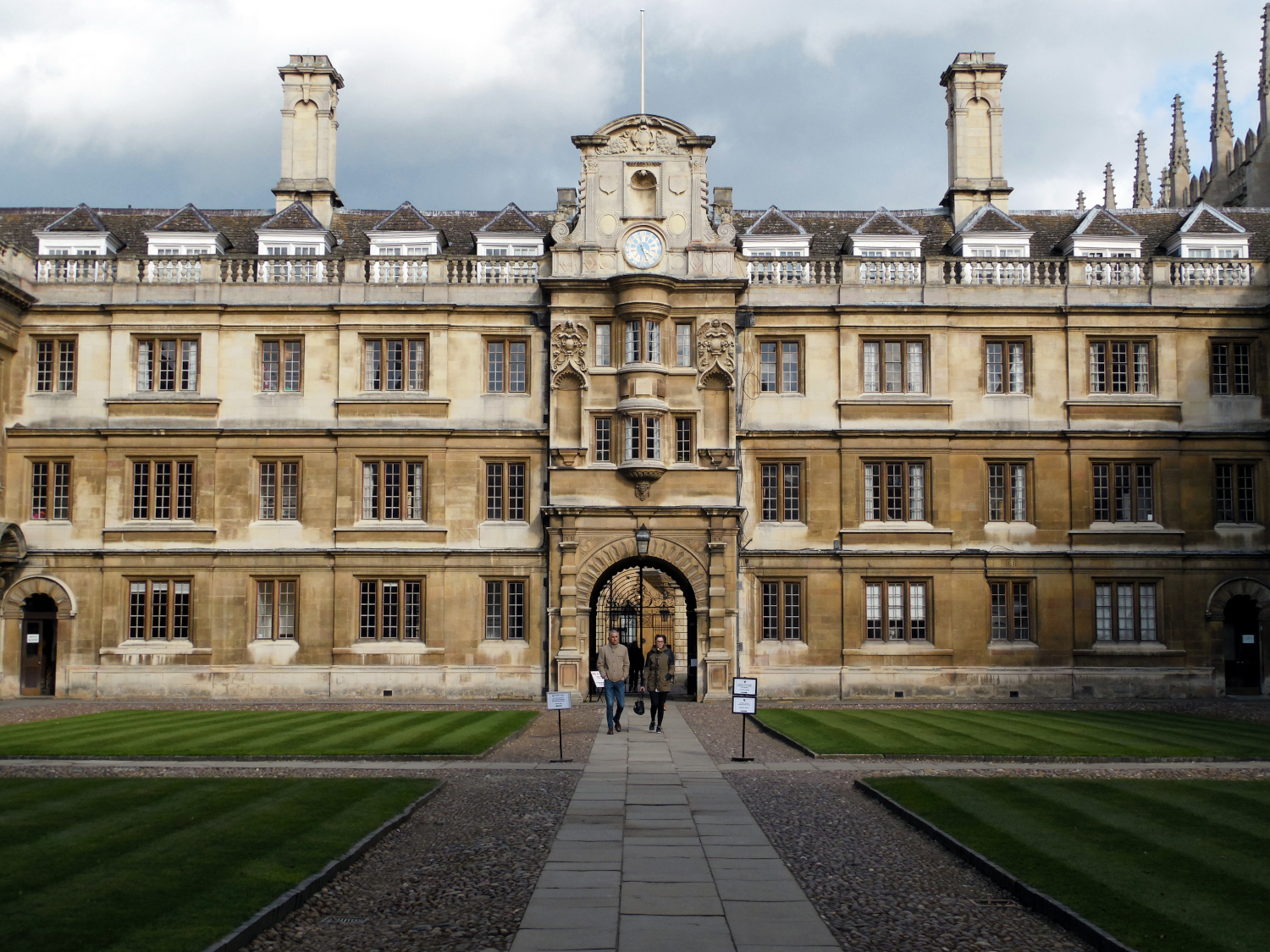Clare College, Cambridge