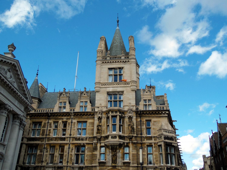 Gonville and Gaius College, Cambridge