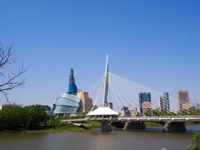 Kenza à Winnipeg, Canada