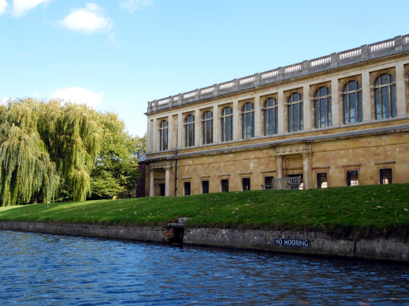 Wren Library, Cambridge