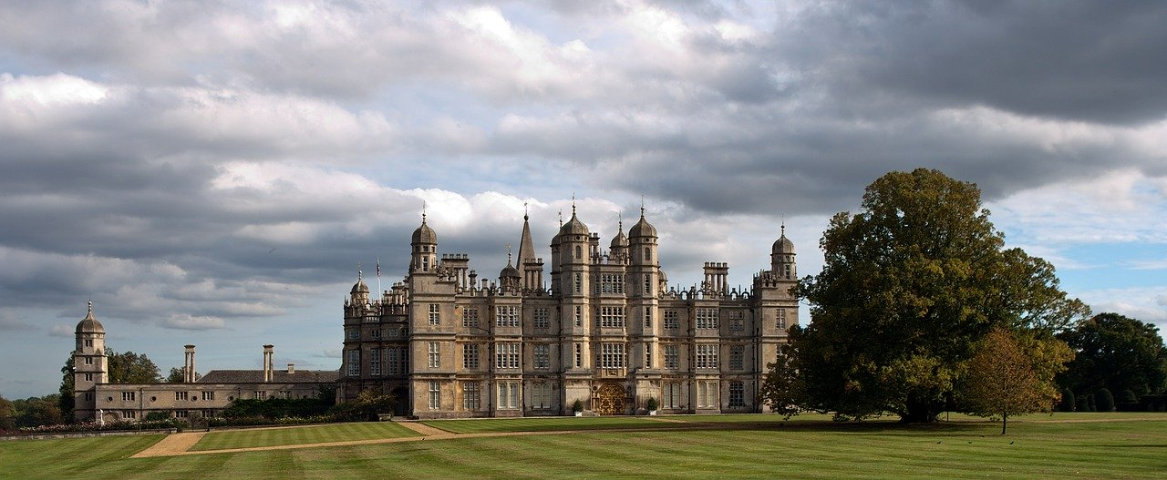 La Burghley House, Angleterre