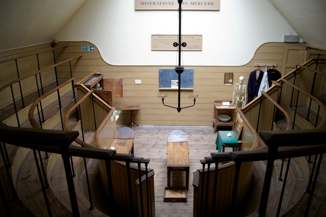 The Old Operating Theatre de Londres