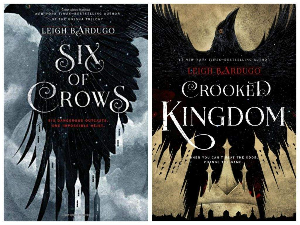 Six of Crows Duologie
