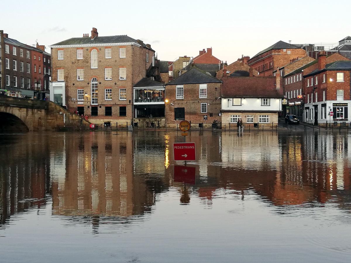 Inondations !