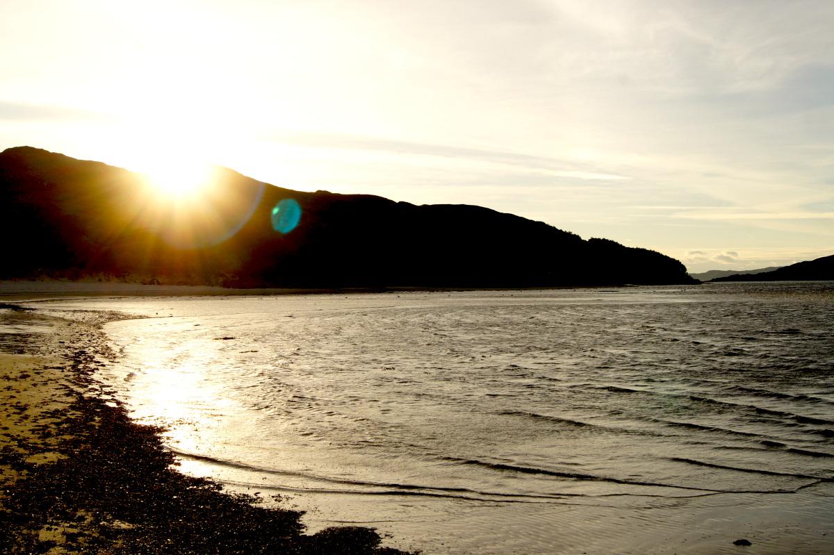 Coup de cœur aux Silver Sands of Morar