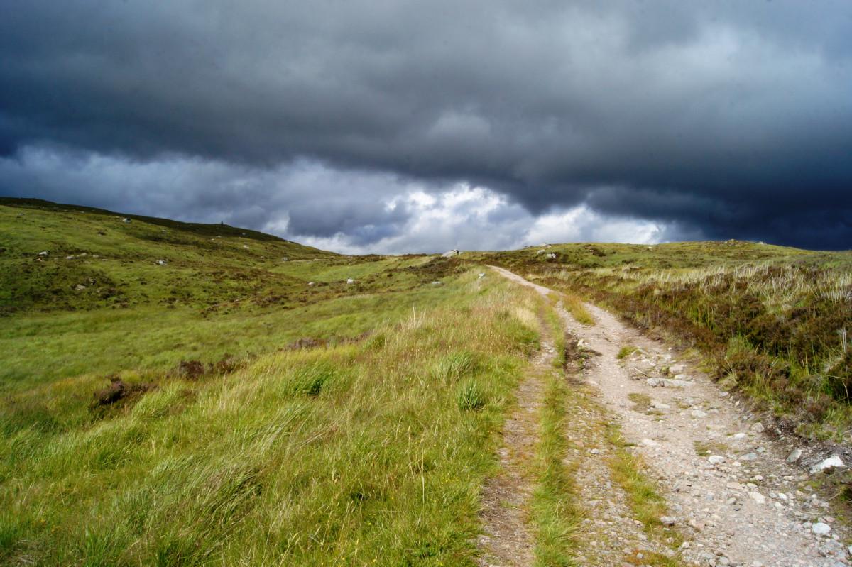 De Glen Coe à la côte est en passant par les Cairngorms : l'histoire d'un week-end pluvieux