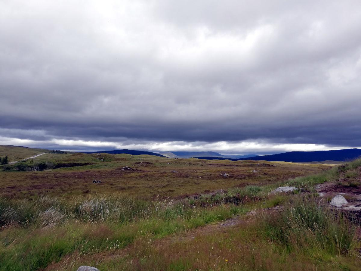 Sur la West Highland Way