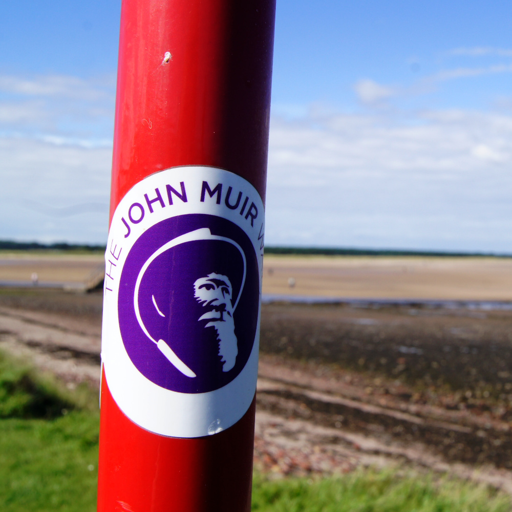 Sur la John Muir Way