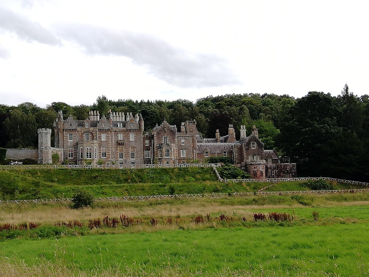 Abbotsford, la demeure de Sir Walter Scott