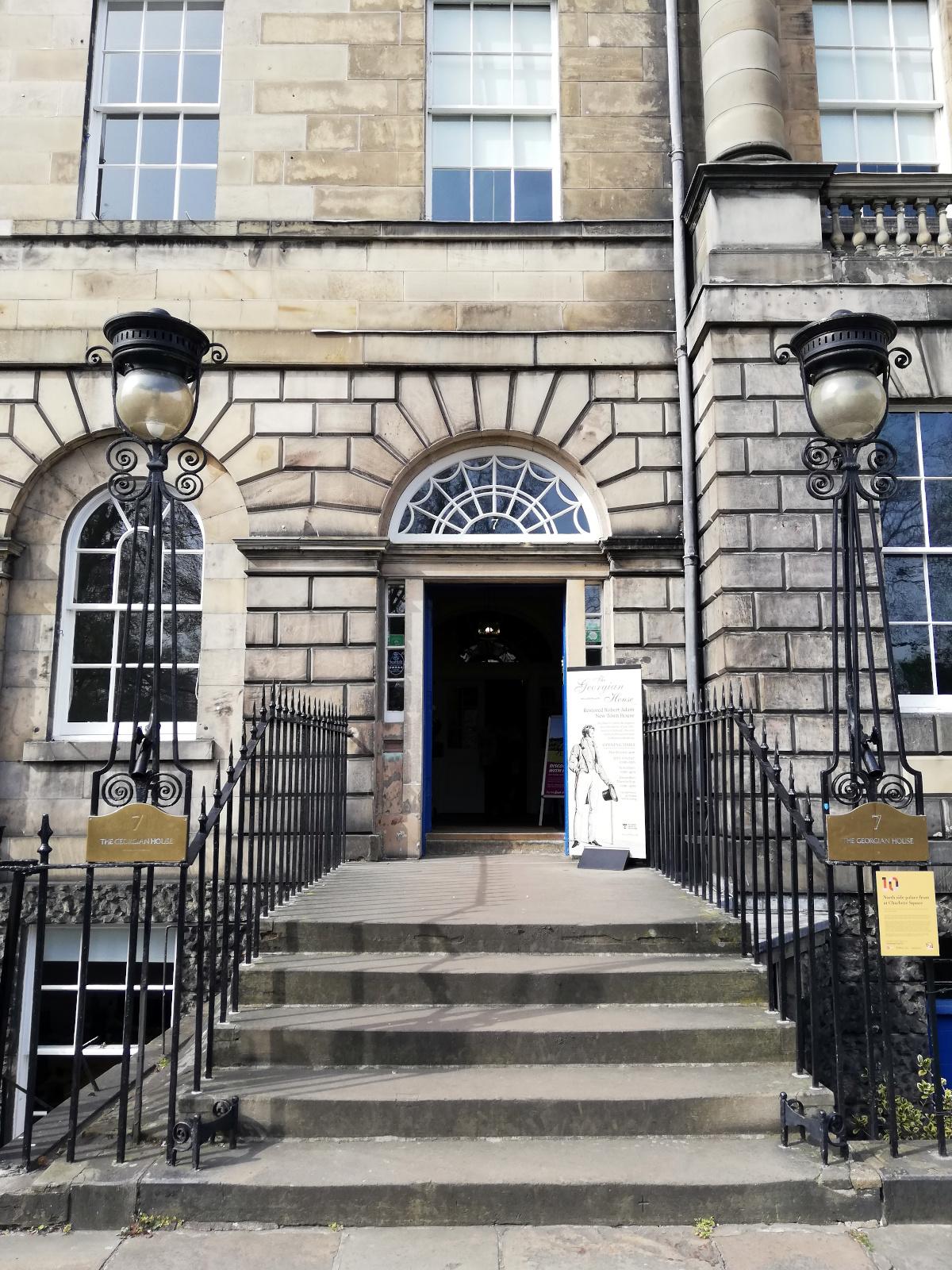 Une capsule temporelle à Edimbourg : the Georgian House