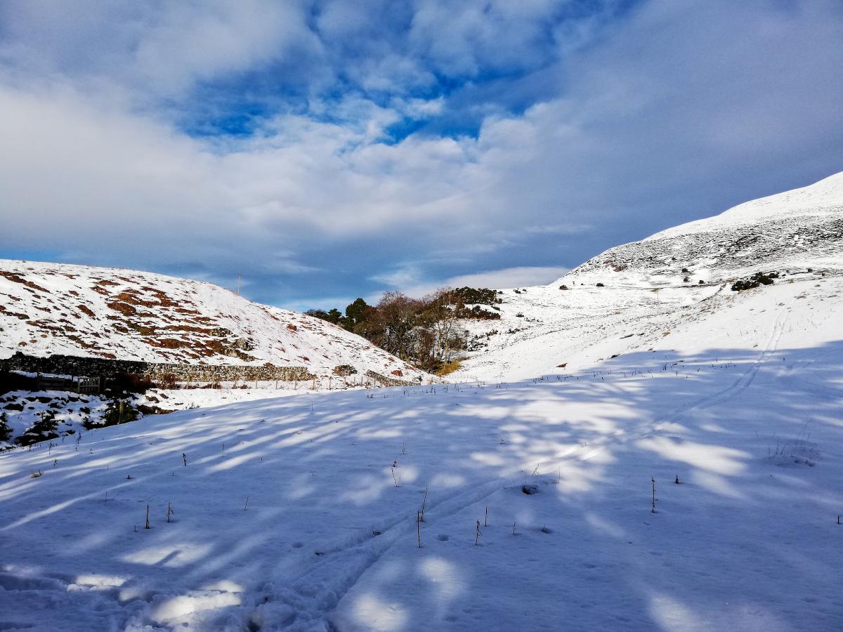 Glencorse View, Pentland Hills