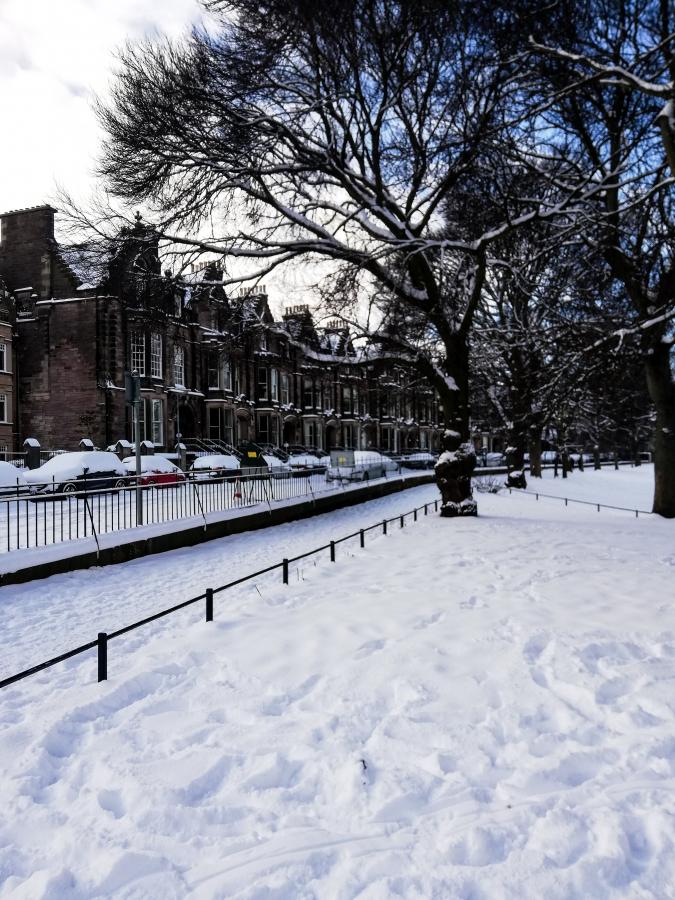 My Scottish diaries #13   Vous reprendrez bien un peu de neige ?