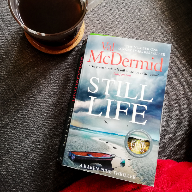 Lecture : Still Life, Val McDermid