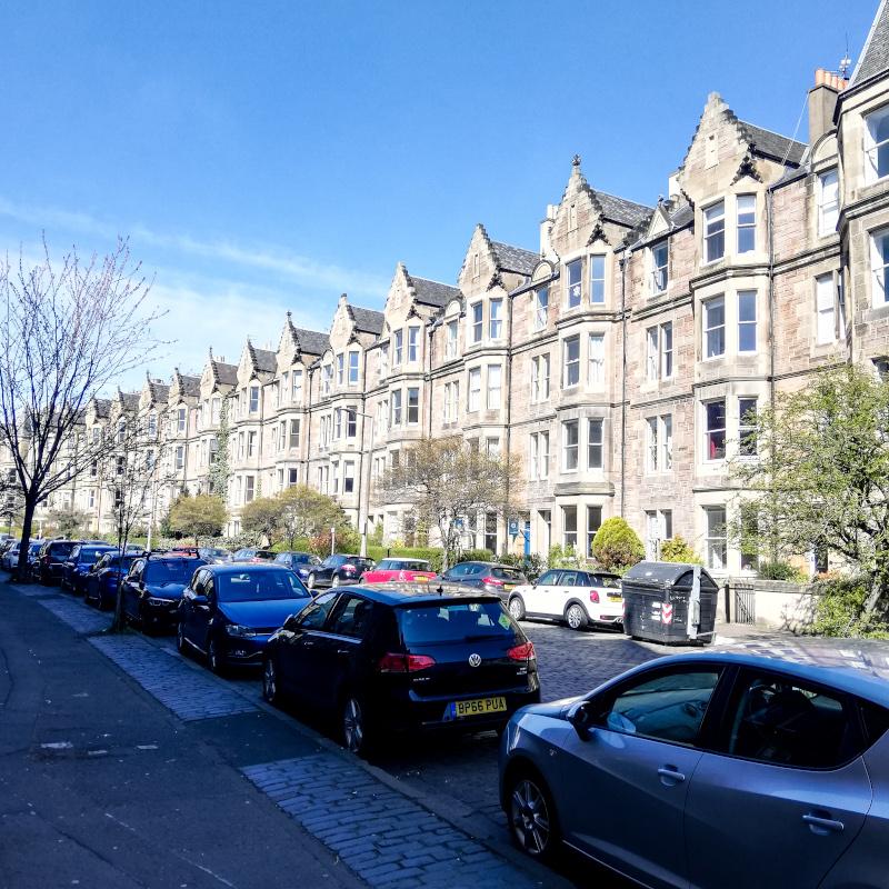 My Scottish diaries #14 | Le printemps à Edimbourg