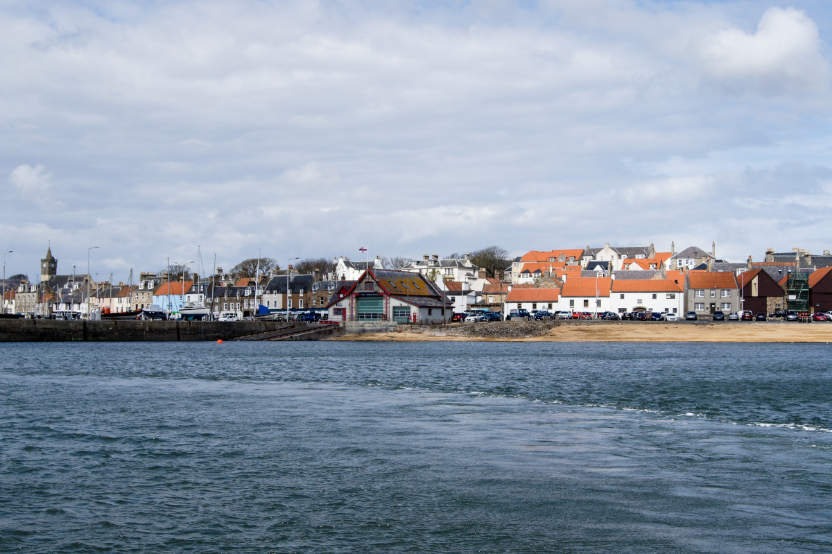 Le port d'Anstruther