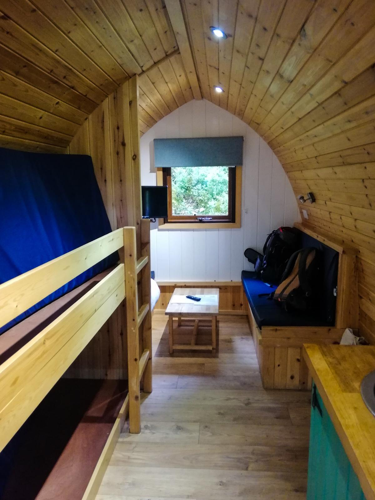 Eco Lodge, Loch Katrine
