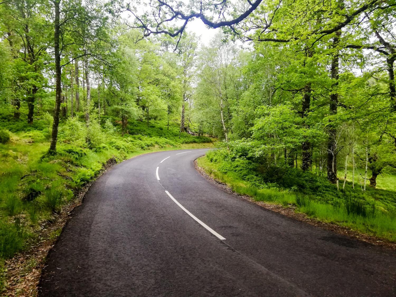 Planifier les vacances au Loch Katrine