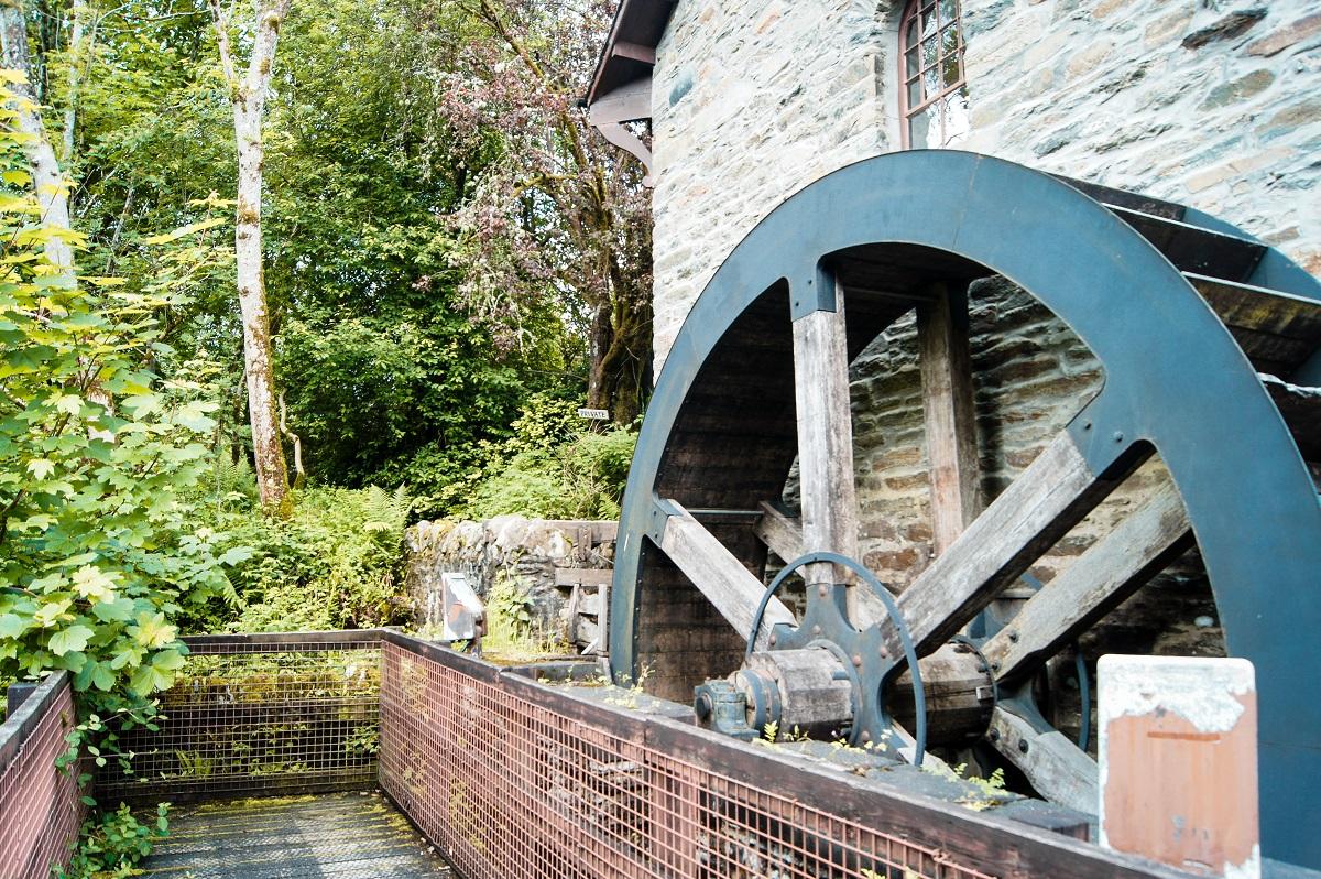 Le moulin à eau de Killin