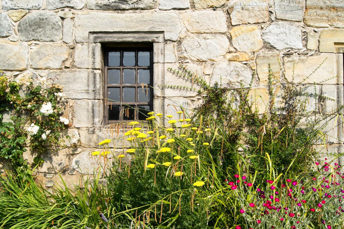 Le château d'Aberdour, Côte du Fife